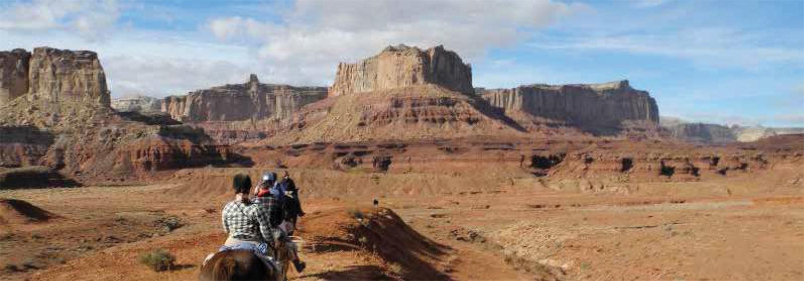 Utah Horseback Riding Vacations